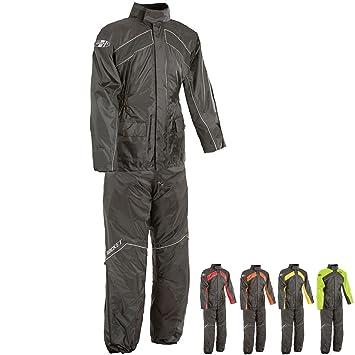 wholesale dealer big selection of 2019 select for clearance Joe Rocket RS-2 Men's Motorcycle Rain Suit (Black/Yellow, Large)