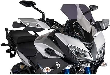 Bulle Racing R-Racer Yamaha MT-09 Tracer 18-19 Noir Puig 9724n