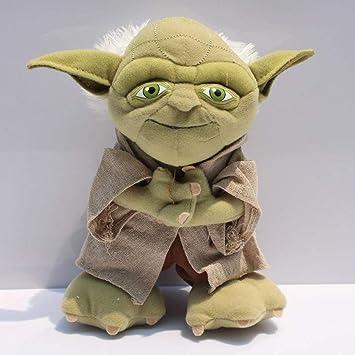 23cm Maître Yoda Peluche Jouet En Peluche Personnage Star