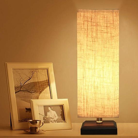 Review ZEEFO Bedside Table Lamp,