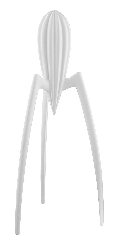 Exprimidor aluminio blanco minimalista estilo Philippe Starck