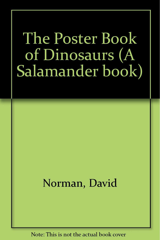 Dinosaur Poster Book (A Salamander book)