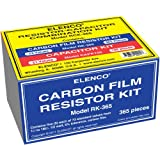 Elenco Resistencia/Condensador Combo Kit - RCK-465