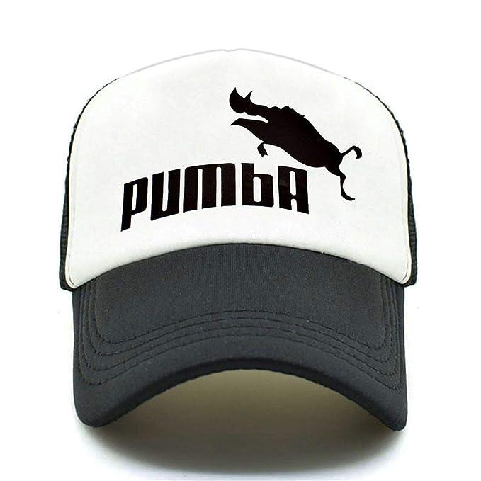 Amazon.com: Gorras de camión con diseño de león y rey ...