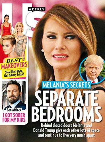 Us Weekly Magazine  Single Issue  April 3  2017  Issue 1155