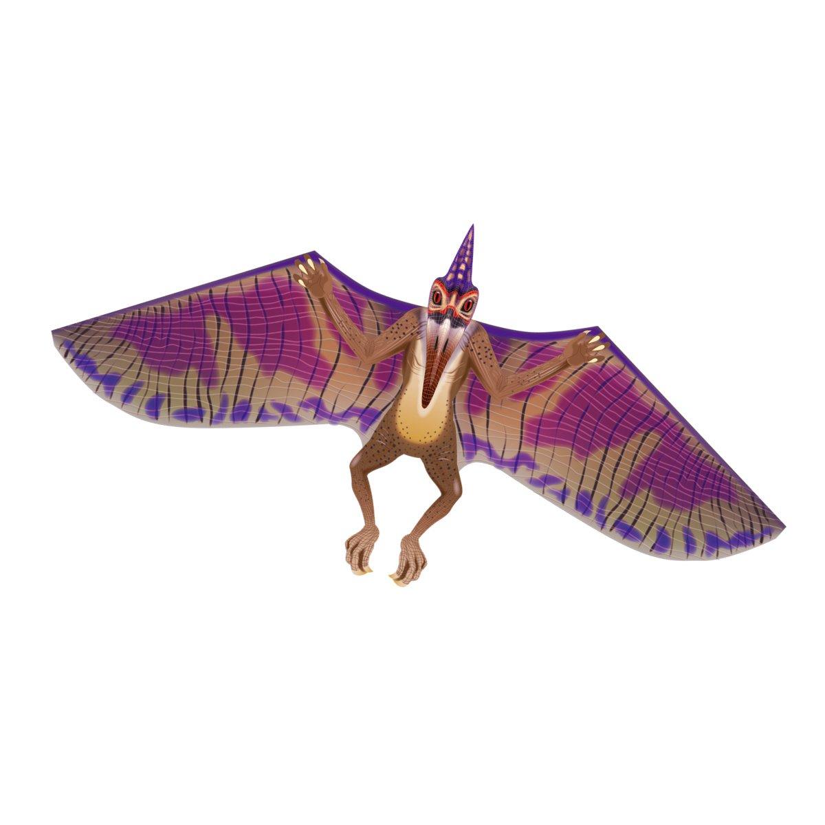 X-Kites WindNSun DinoSoars Pterodactyl Nylon Kite, 64'' by X-Kites
