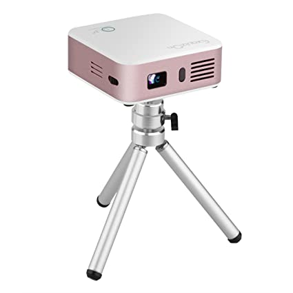 Exquizon - Mini proyector E05, portátil, con Airplay miracast para ...