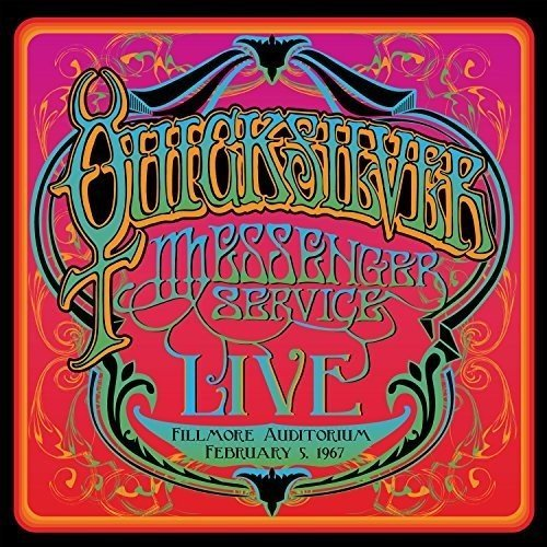Vinilo : Quicksilver Messenger Service - Fillmore Auditorium - February 5, 1967 (2 Disc)