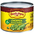 Old El Paso Green Chiles - Chopped - 4.5 oz