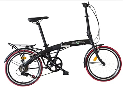 Bicicleta plegable berg easy 1 5
