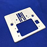 4432 singer - YEQIN Needle Throat Plate Q60D For Singer 4423 4432 5511 #416472401 sewing attachment