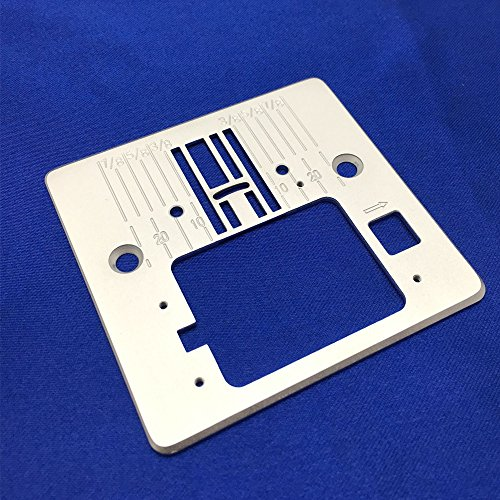 YEQIN Needle Throat Plate Q60D For Singer 4423 4432 5511 #416472401 sewing attachment