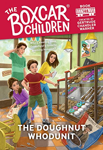 The Doughnut Whodunit (The Boxcar Children Mysteries)