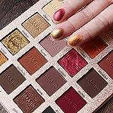 IMAGIC 16 Colors Eyeshadow Palette Matte Shimmer