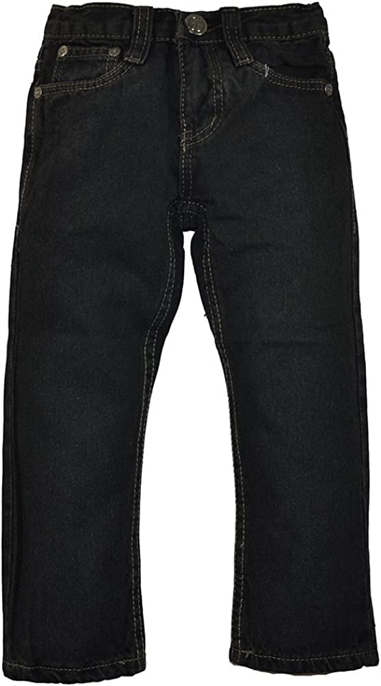 City Ink Little Boys Denim Jeans