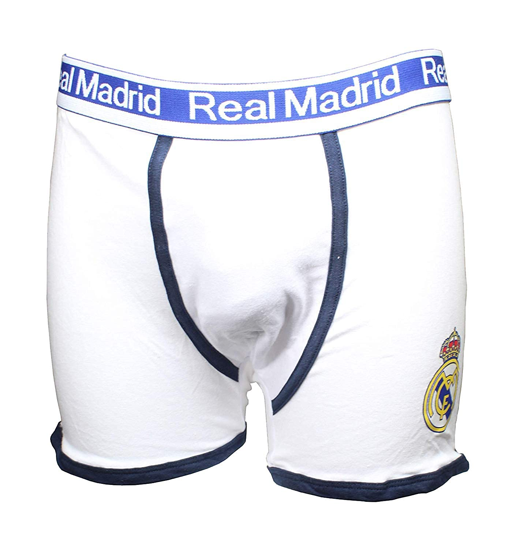Boxer Infantil - Real Madrid - Producto Oficial - Set 2 Pares ...