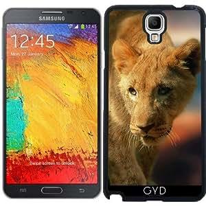 Funda para Samsung Galaxy Note 3 Neo/Lite (N7505) - Lion_2015_0102 by JAMFoto