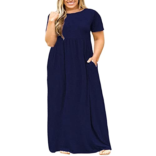 Green Navy Chevron Maxi Dress Plus Size
