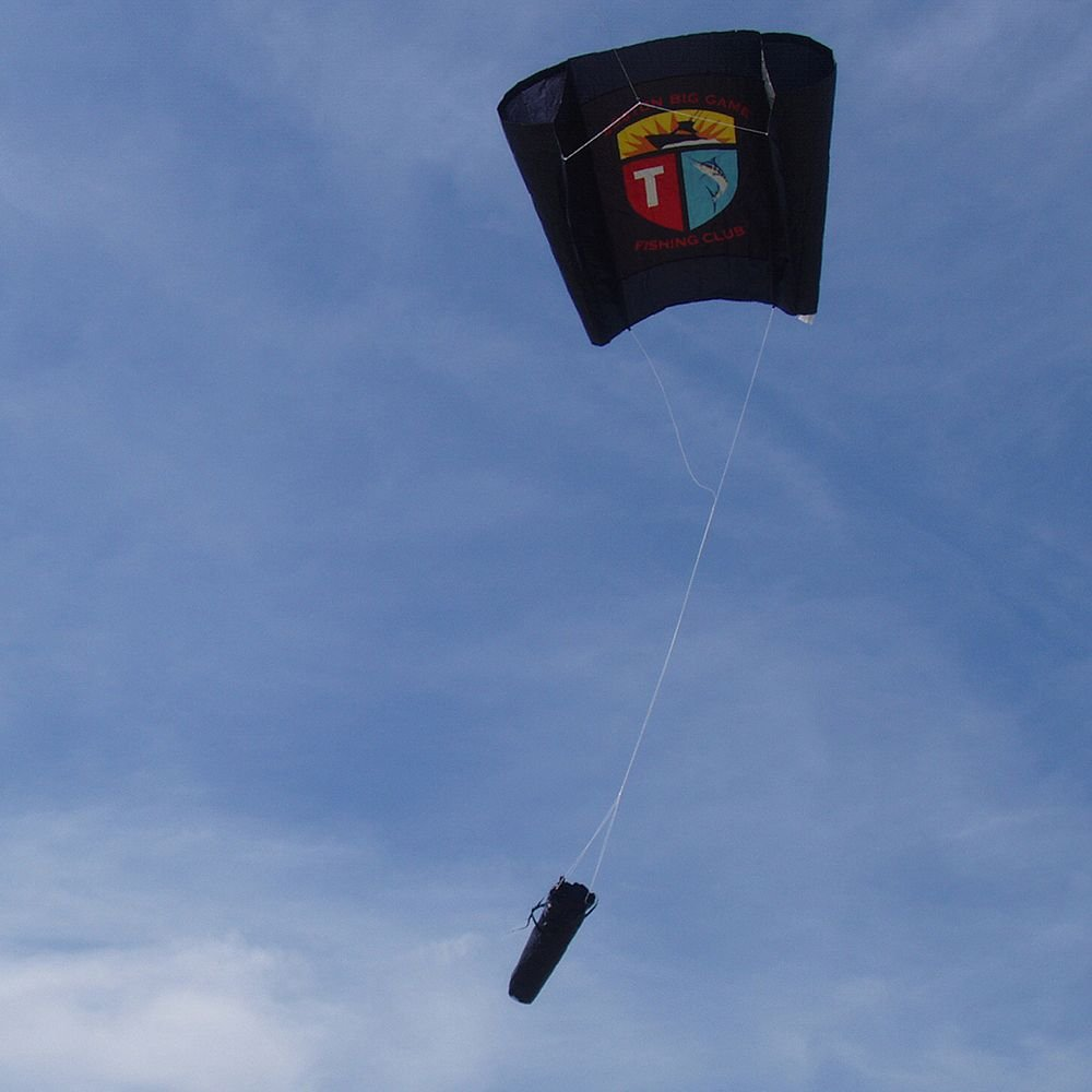 Boston Big Game Fishing Club Kite by Boston Big Game Fishing Club