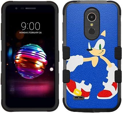 Amazon Com Lg K30 Case Lg K10 2018 Lg Xpression Plus Lg Cv3 Prime Lg Harmony 2 Lg Phoenix Plus Premier Pro Lte Rugged Case Sonic Zbtf