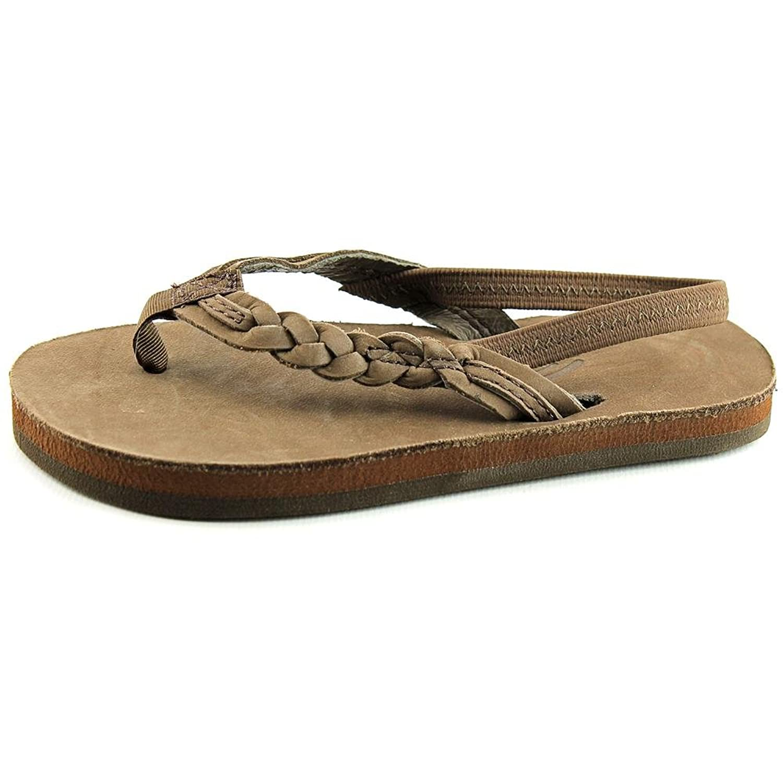 Black rainbow sandals with crystals - Amazon Com Rainbow Kids Flirty Braidy Single Layer Premier Leather With A Braided Strap Sandal Sandals