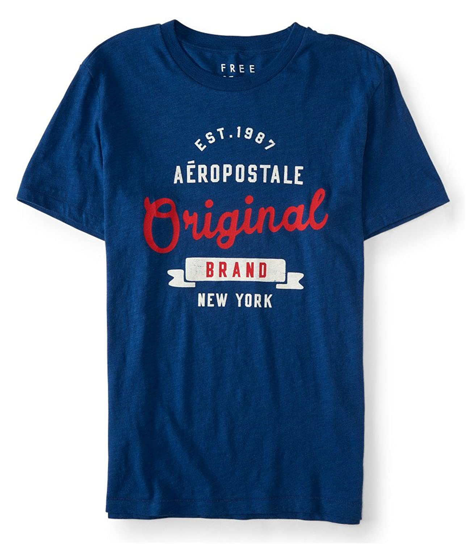 Aeropostale Men's Aeropostale Original Logo Graphic T Shirt