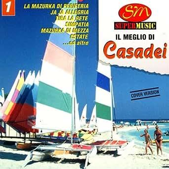 Amazon.com: Io Cerco La Morosa: Il Meglio di Casadei Vol 1: MP3