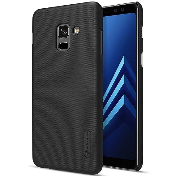 newest ffc72 72557 Amazon.com: Samsung Galaxy A8+ 2018 Case,Nillkin [With Screen ...