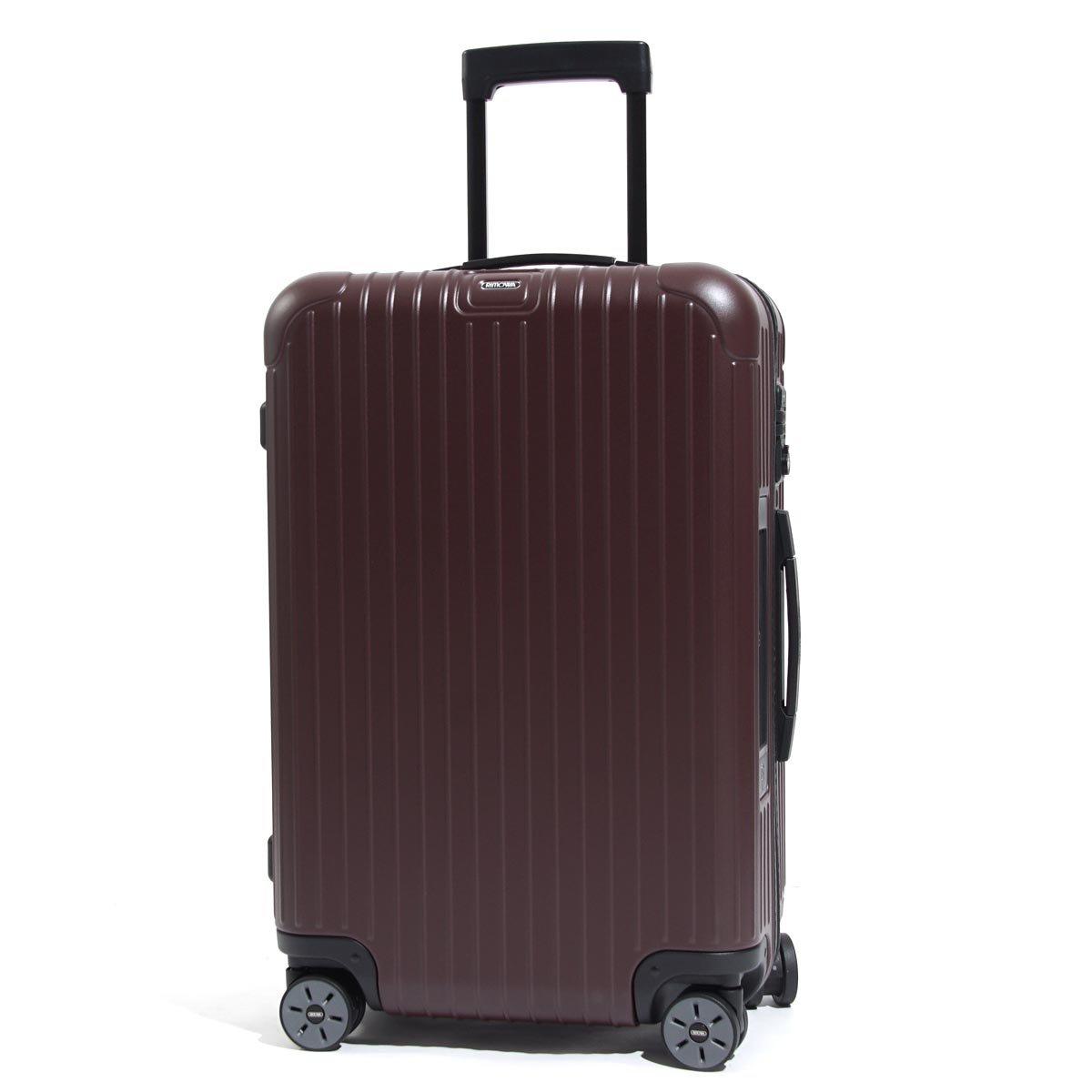 (リモワ) RIMOWA スーツケース 電子タグ仕様 SALSA 63 E-TAG MULTIWHEEL サルサ 63L [並行輸入品]   B07FF4X187