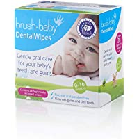 Brush-Baby Dental Wipes 28s