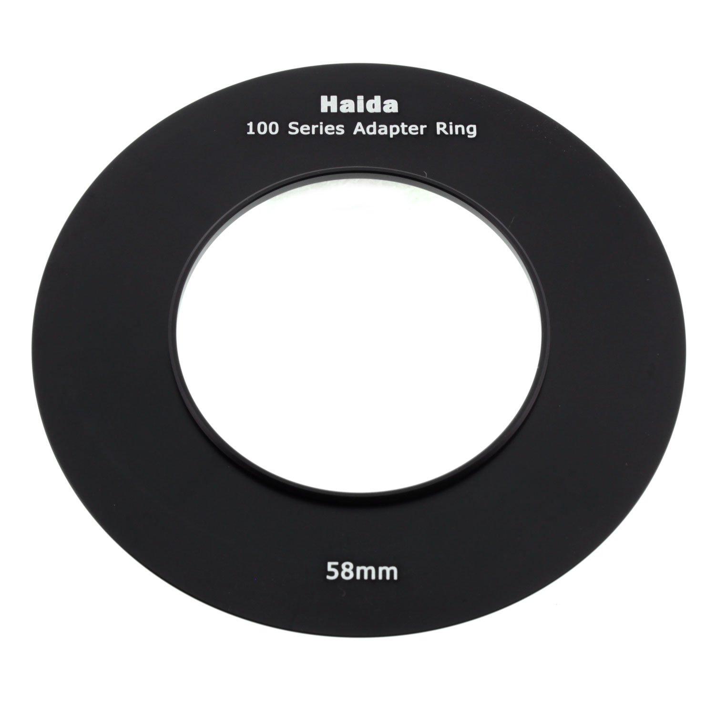 Haida 58mm Metal Adapter ring for 100 Series Filter Holder