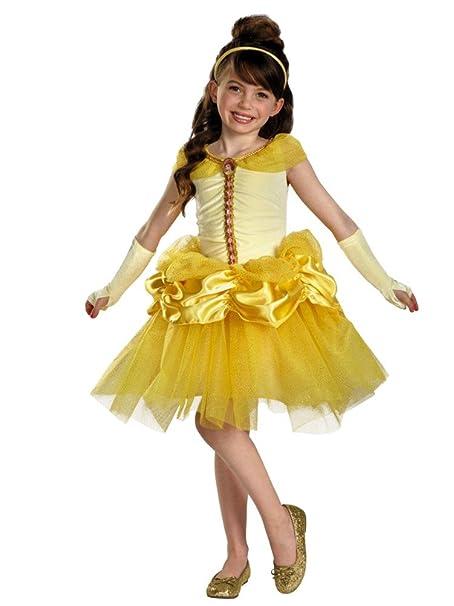 Amazon.com: Disney Princess bebé & Little Girls Belle ...
