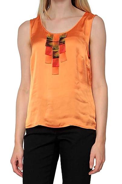 Blusas a la moda color coral