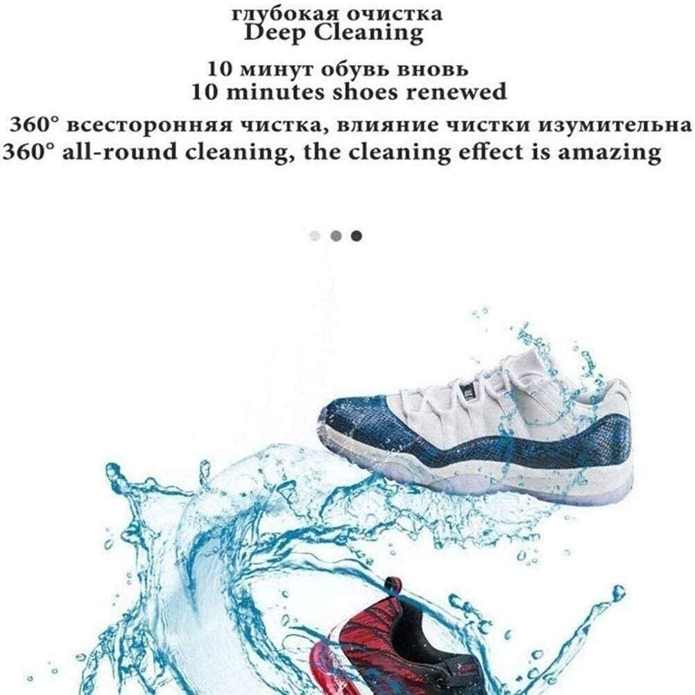 ghdonat.com HZC Mini Portable Washing Machine Home Smart Shoe ...