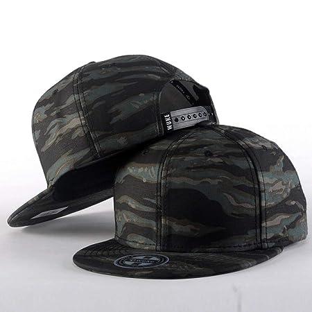 sdssup Gorra de béisbol Camuflaje Moda Hip Hop Sombrero ...