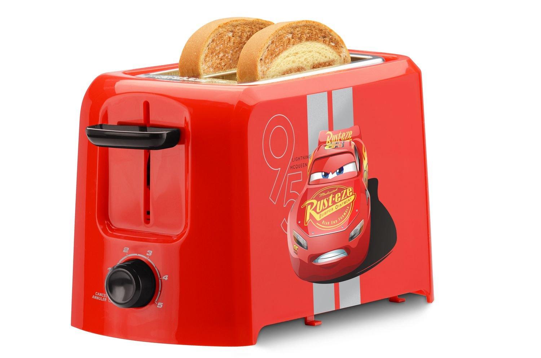 Disney Pixar Cars 2 Slice Toaster