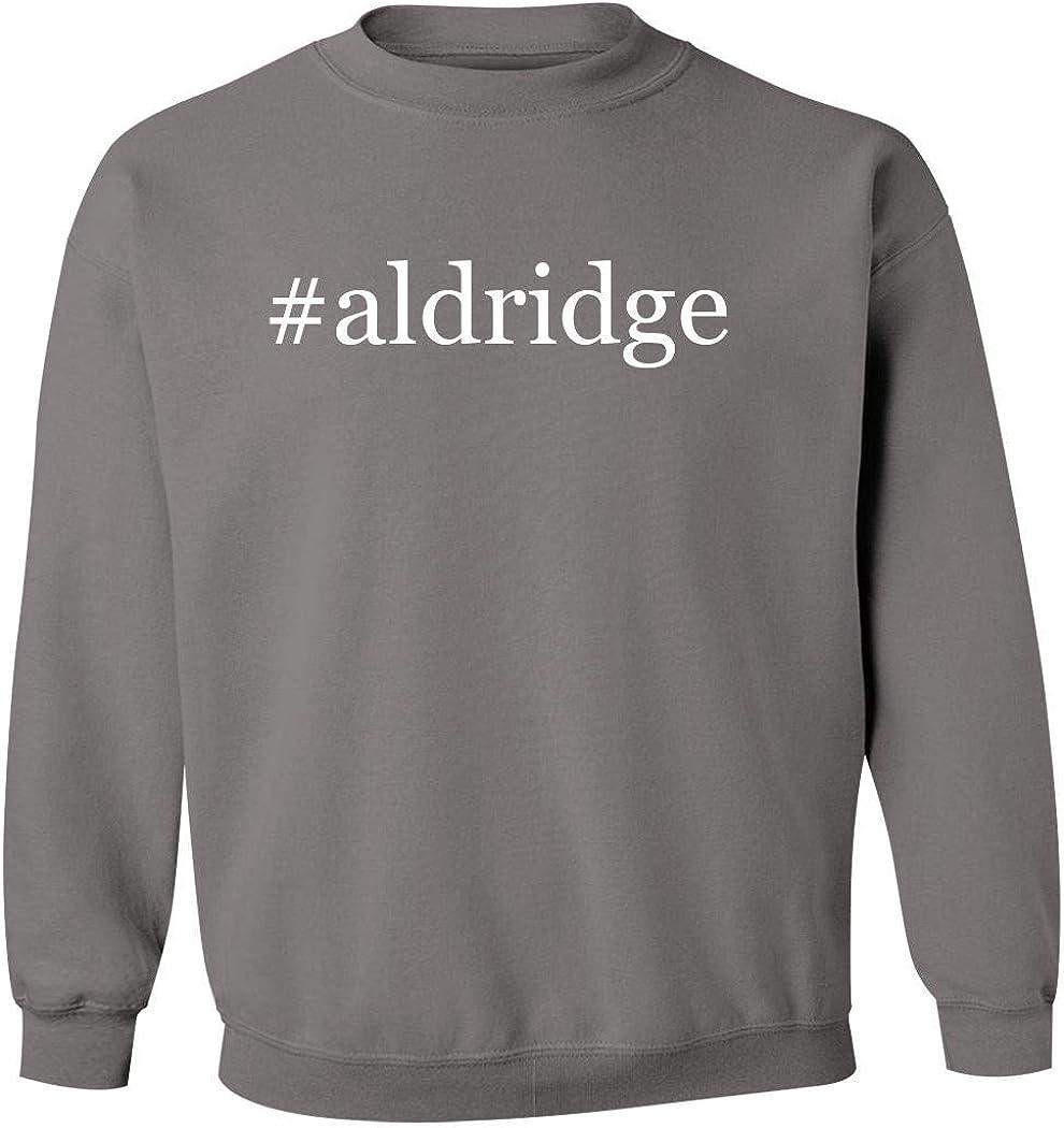 #Aldridge - Men'S Hashtag Pullover Crewneck Sweatshirt
