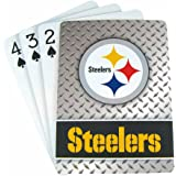 Pittsburgh Steelers Diamond Plate Playing Cards
