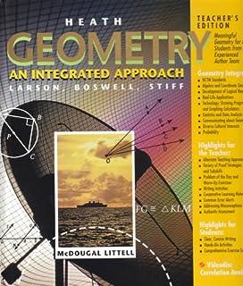 Amazon mcdougal littell high school math student edition geometry an integrated approach teachers edition fandeluxe Choice Image