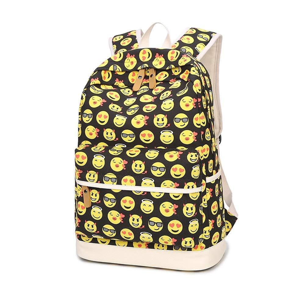 BeiMi School Backpack Shoulder Bag Crossbody Messenger Bag Unisex Funny Schoolbag Travel Canvas Backpack Backpack School Suitable for Teen Girls//Boys Backpack