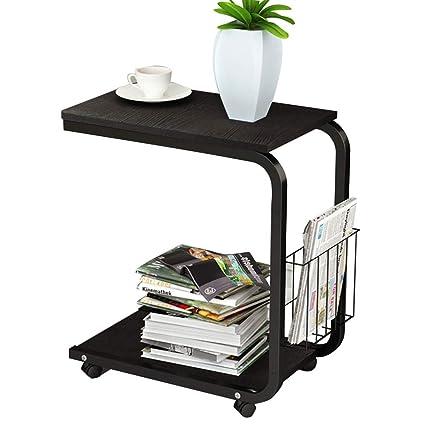 Sofá en forma de U mesa auxiliar, Oficina personal de ...