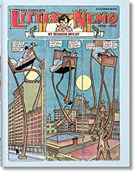 Complete Little Nemo 1905-1909