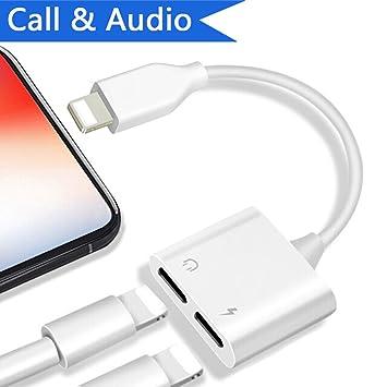 Cargador de Coche Bolse® High Output 3-Puertos USB (27W / 5.4A), Provee Máxima potencia para 3 dispositivos simultáneamente con Tecnología SmartIC ...