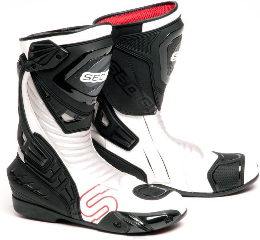 Black 9 SEDICI Ultimo Motorcycle Boots