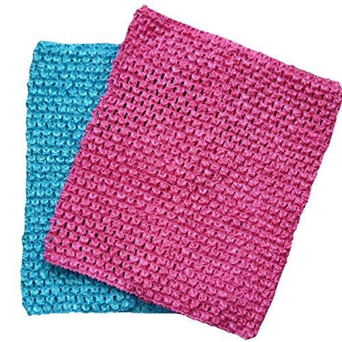 Crochet Tutu Tops Kadiwow 9 Inch Crochet Headbands Crochet Top For