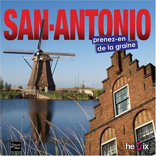 [Livre Audio] Frédéric Dard - San-Antonio - Prenez-en de la graine [2008] [mp3 192kbps]