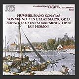 Piano Sonatas 2 & 5