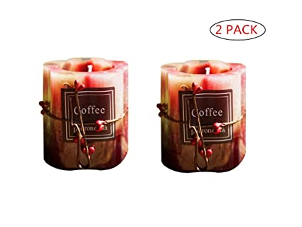 Best Christmas Candles 2018.Amazon Com Handmade Candles Scented Aromatherapy