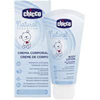 Chicco Natural Sensation - Crema corporal, 150 ml