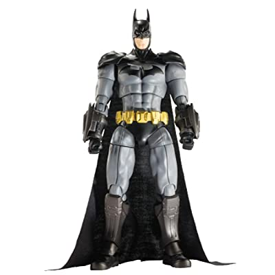SpruKits DC Comics Batman: Arkham City Batman Action Figure Model Kit, Level 3: Toys & Games